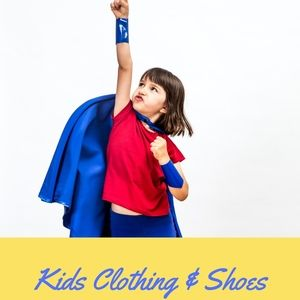 Boys & Girls Clothing/Shoes